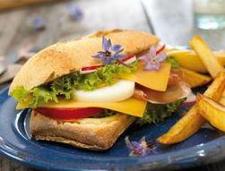 Traditional Landana LIGHT sandwich